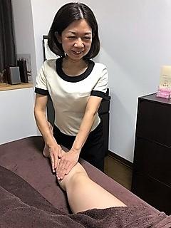 脚の施術3